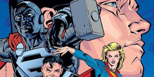 Mark Millar Superman - Cover