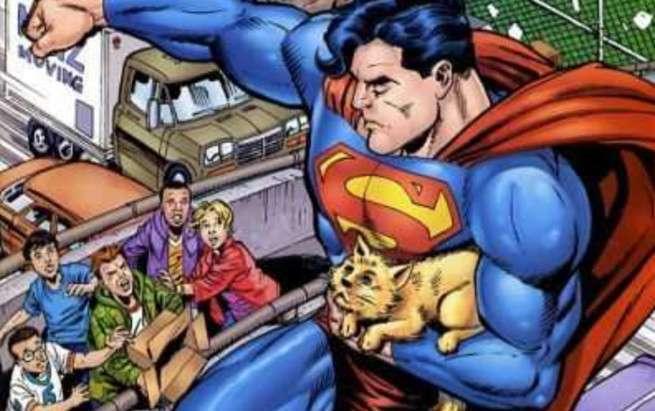 Mark Millar Superman - For The Animals