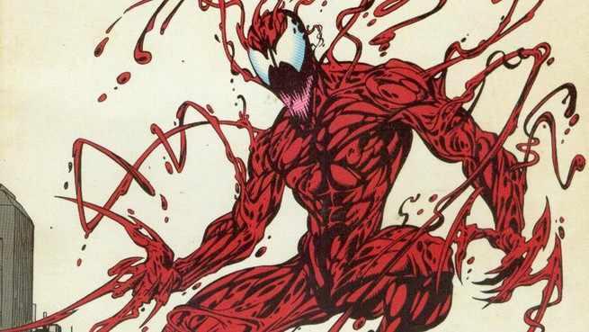 Marvel Comics Symbiote Ranking - Carnage