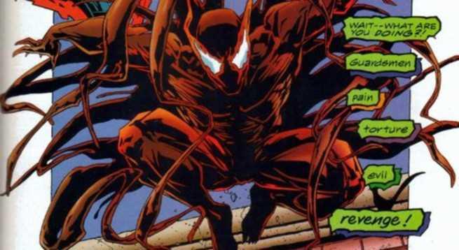 Marvel Comics Symbiote Ranking - Hybrid