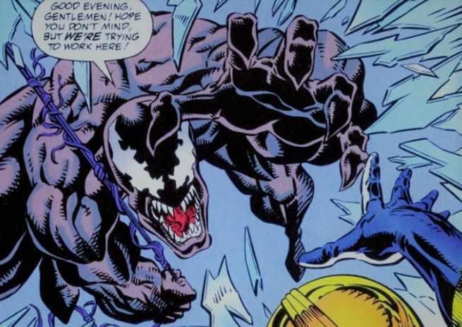 Marvel Comics Symbiote Ranking - Riot