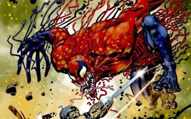 Marvel Comics Symbiote Ranking - Toxin