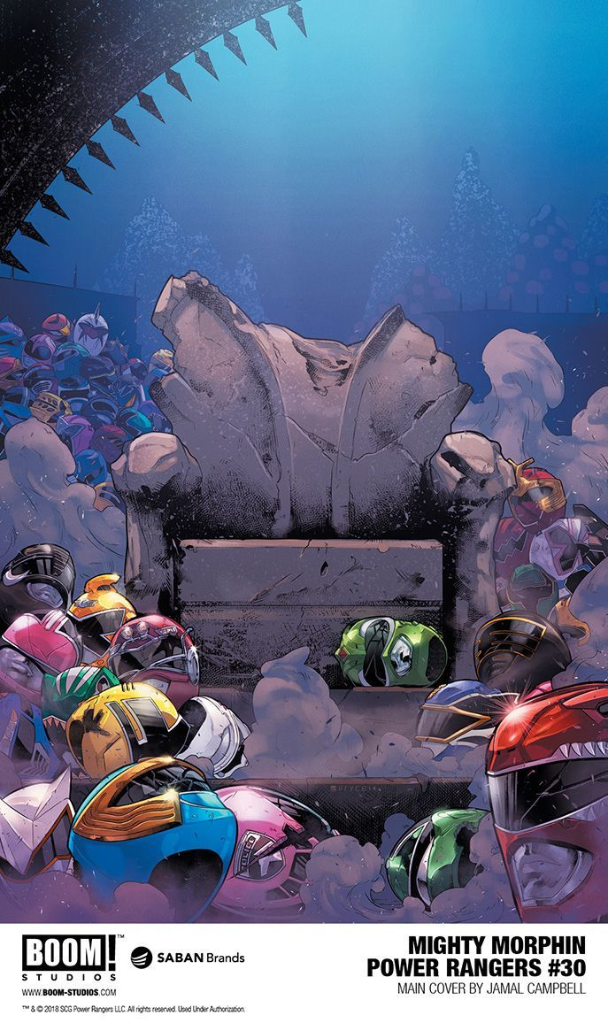 Mighty-Morphin-Power-Rangers-30-Cover
