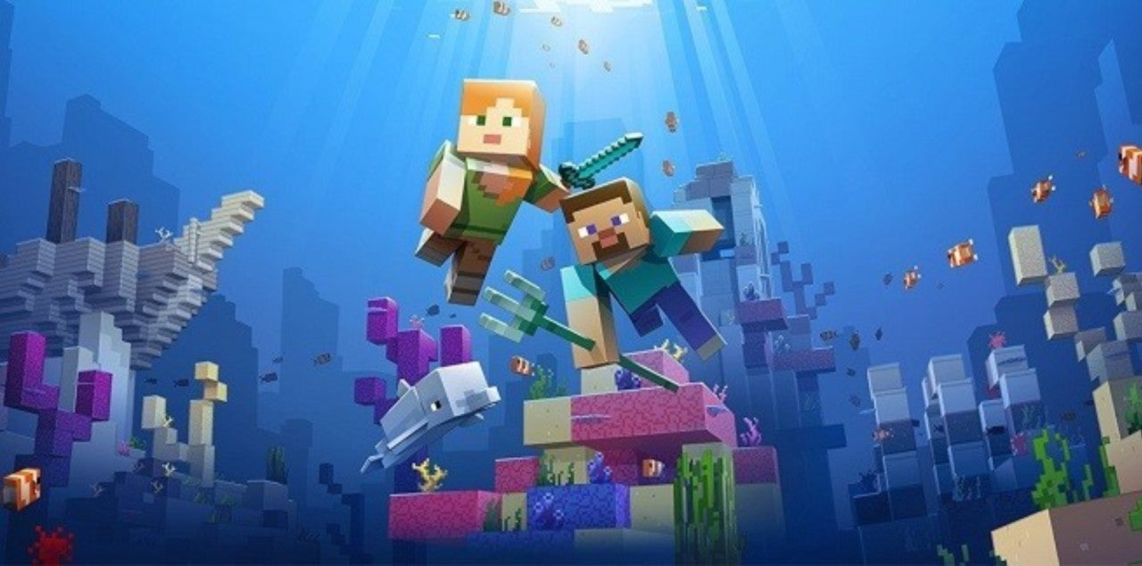 How To Make A Book Minecraft Xbox ~ Minecraft adds new update aquatic features