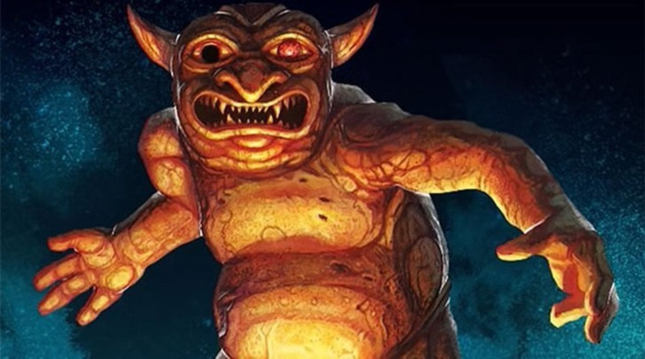 More Terrifying Dungeons Dragons Monsters Previewed From