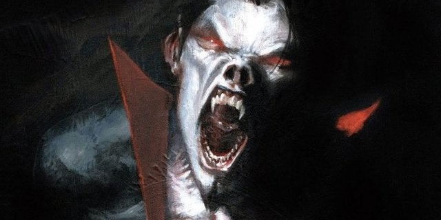 Morbius: Marvel Debuts All-New Look for the Living Vampire