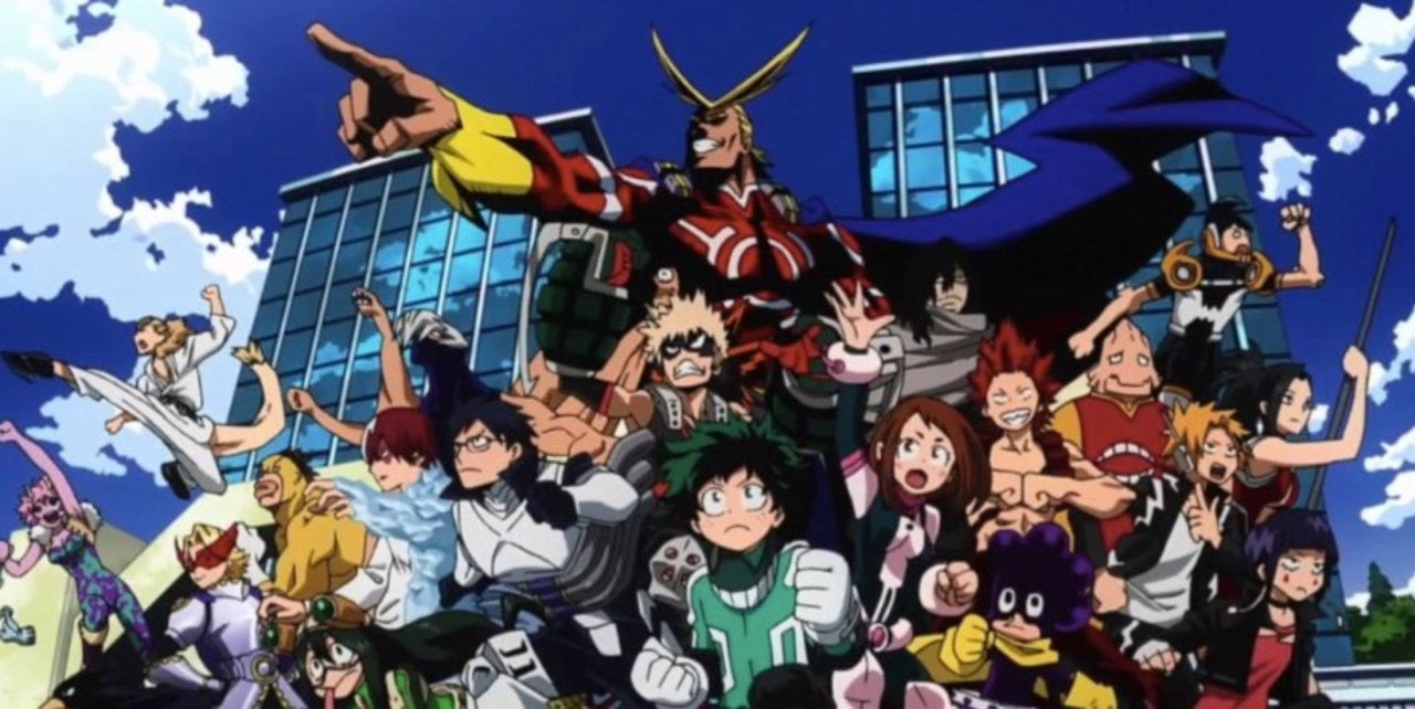 My Hero Academia' Fans Just Noticed One NSFW Detail