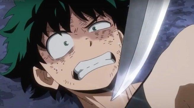 My Hero Academia Episode 45 Preview (English Sub)