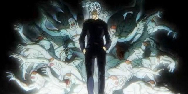 My Hero Academia Season 3 Hideout Raid All For One Nomus Bakuo Rescue