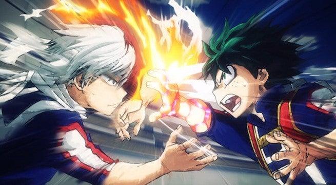 My-Hero-Academia-Todoroki-Deku-Fight