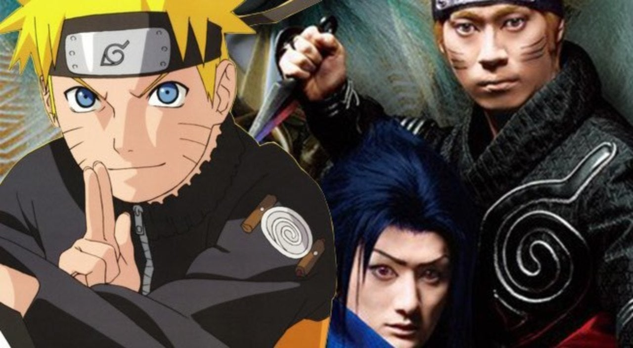 Naruto Live Action Project Reveals Controversial Poster