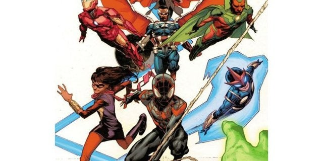 New Avengers MCU Phase 4