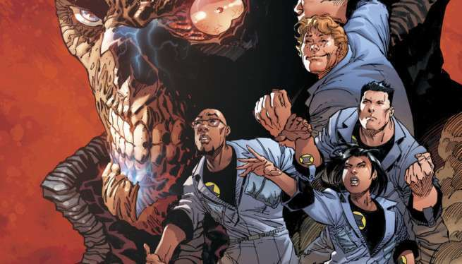 New Challengers #1 Review - Cover