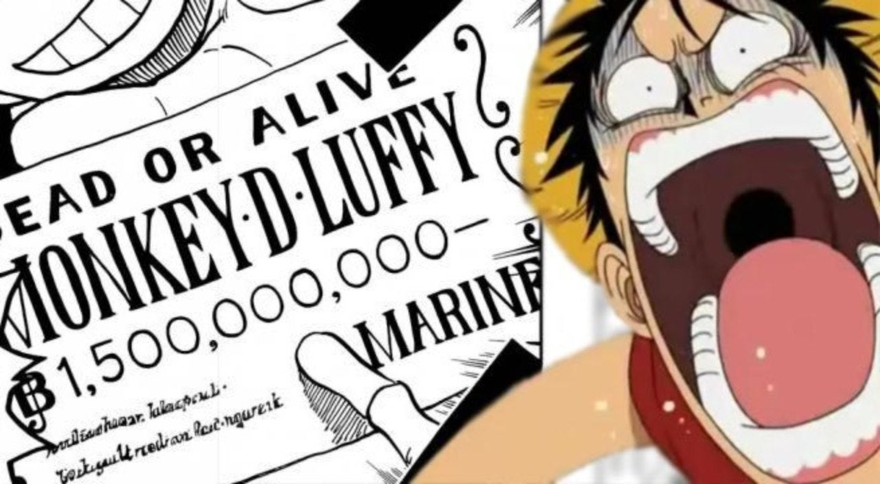 One Piece Highest Bounty Jack