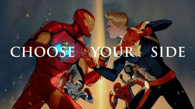 Perfect Superhero Event Comic - Decompression