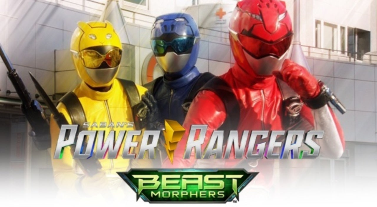 Power Rangers Beast Morphers' Could Premiere In March