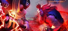 Street Fighter Power Rangers Crossover Preview