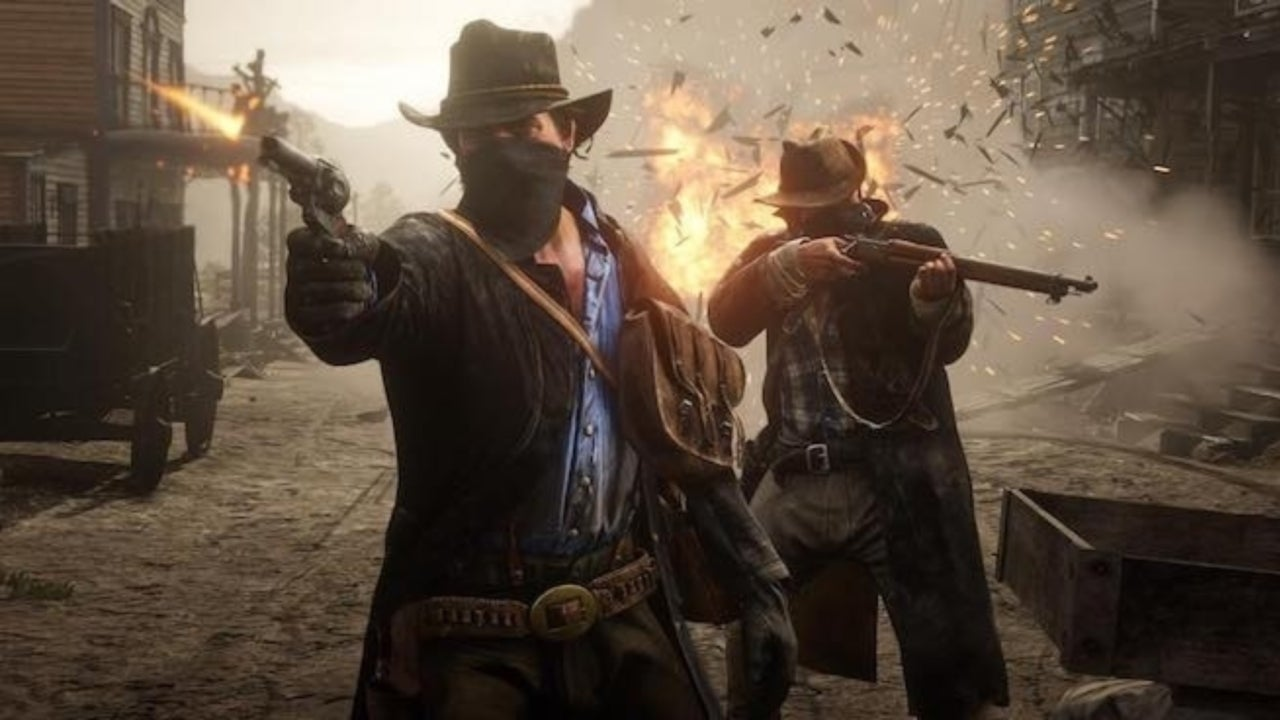 Red Dead Redemption 2 S Shooting Feels Similar To Max Payne 3