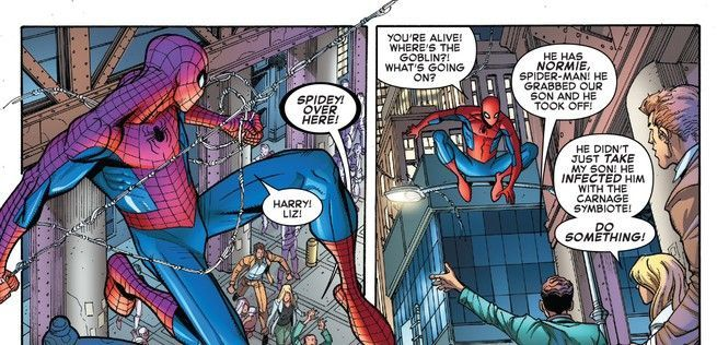 Review Amazing Spider-Man #800 - Friendly Neighborhood
