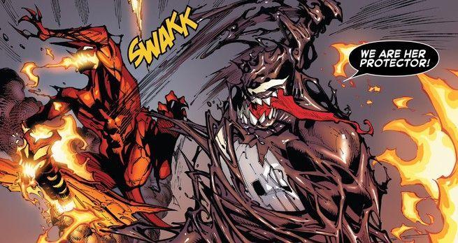 Review Amazing Spider-Man #800 - Venom