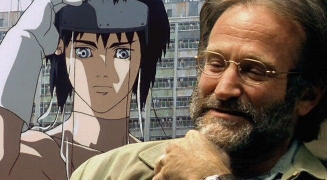 robin williams anime