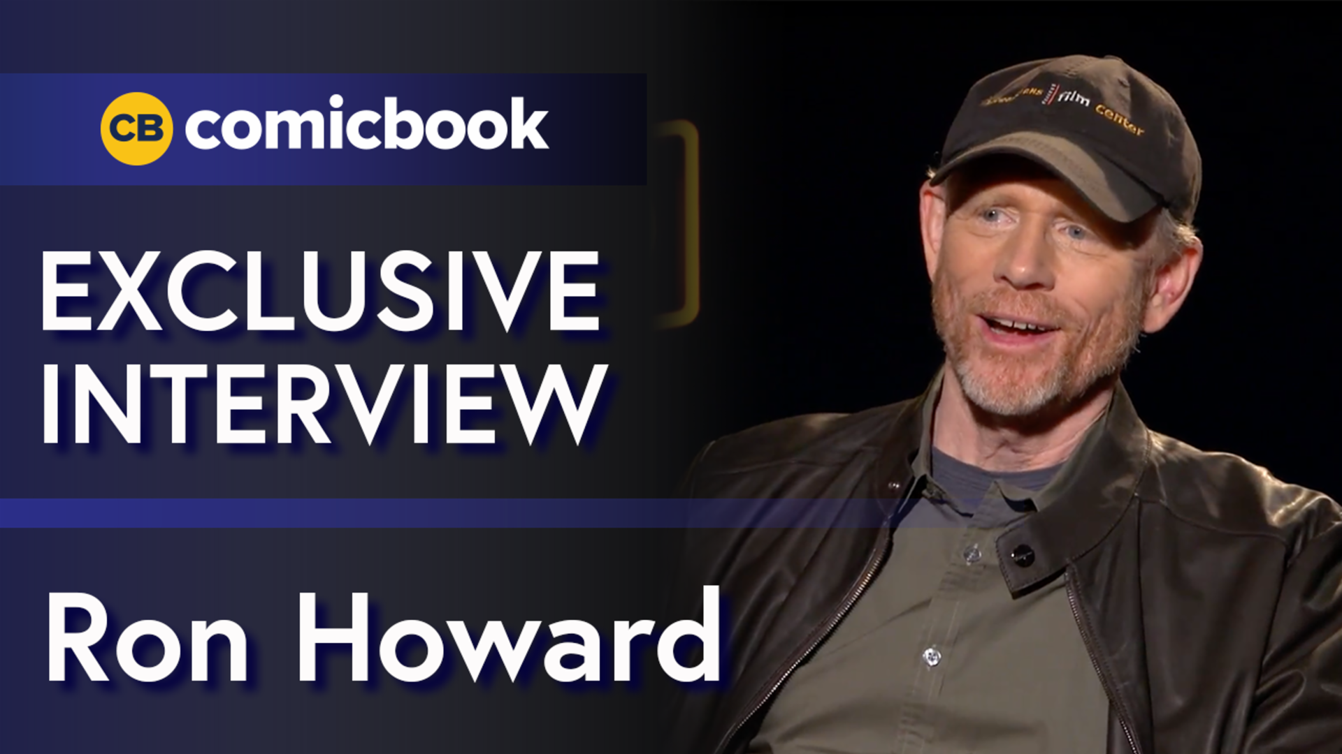 Ron Howard Talks 'Solo: A Star Wars Story' screen capture
