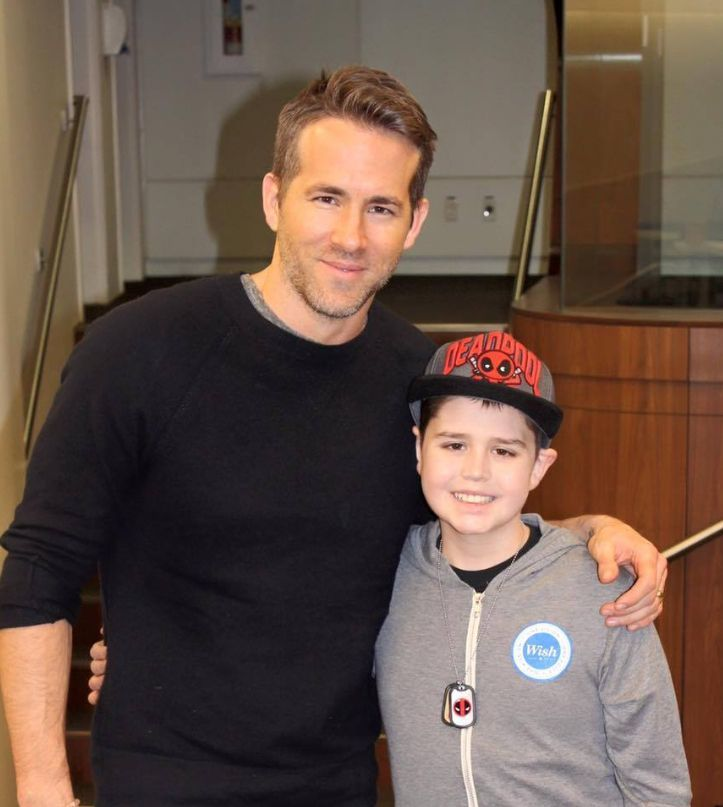 Ryan Reynolds Connor McGrath