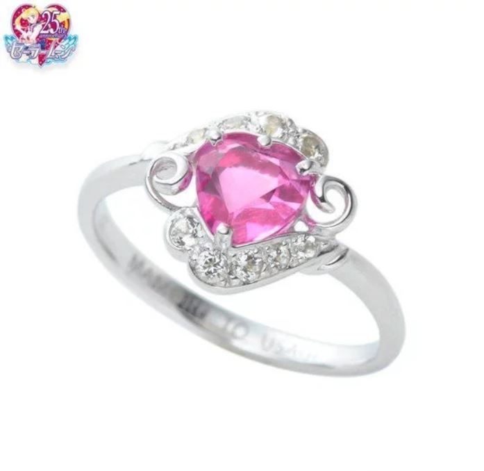 sailor moon engagement ring