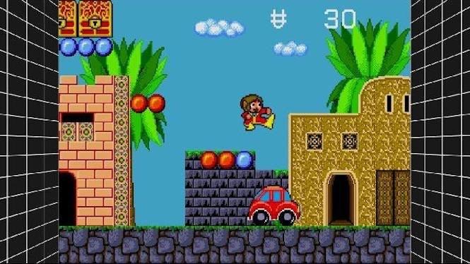 Sega Genesis Classics 4