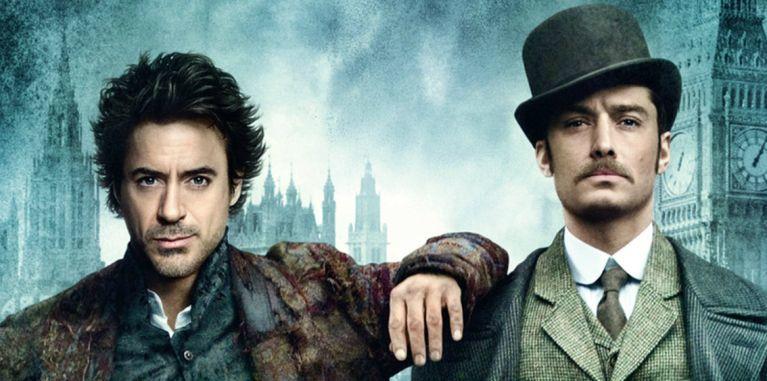 Sherlock Holmes Robert Downey Jr Jude Law