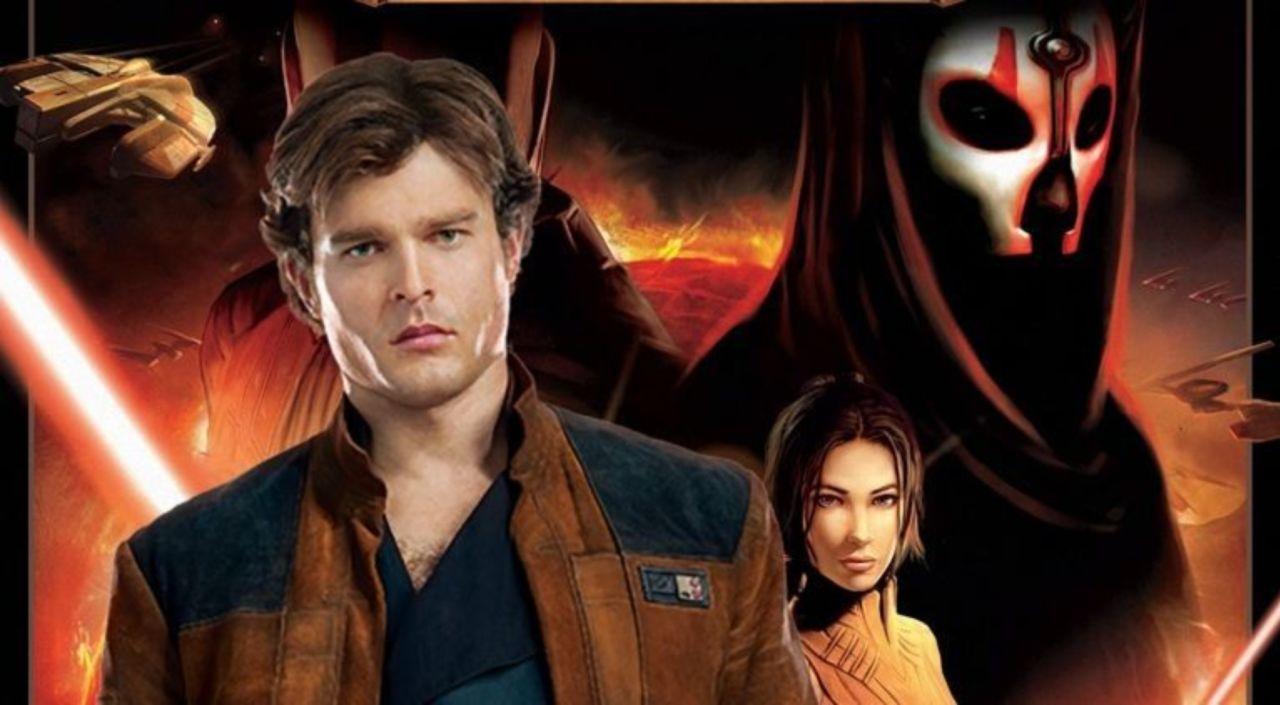 Solo' Star Alden Ehrenreich Wants an Old Republic Spinoff Movie