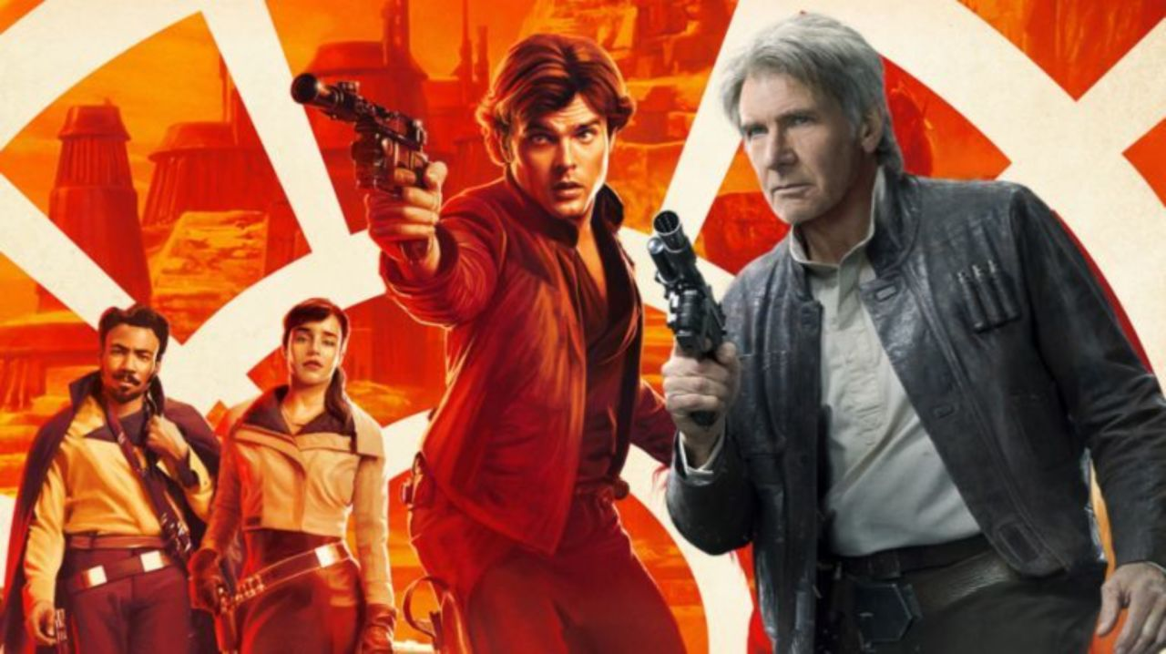 How Harrison Ford Reacted To Solo A Star Wars Story