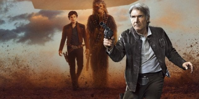 Solo A Star Wars Story Han Solo Harrison Ford comicbookcom