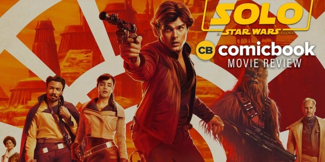 Solo: A Star Wars Story - Movie Review screen capture