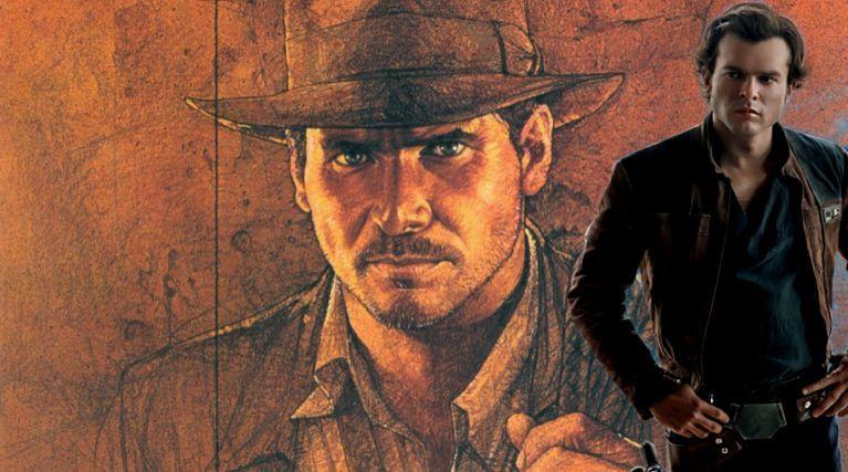 Solo Alden Ehrenreich Indiana Jones comicbookcom