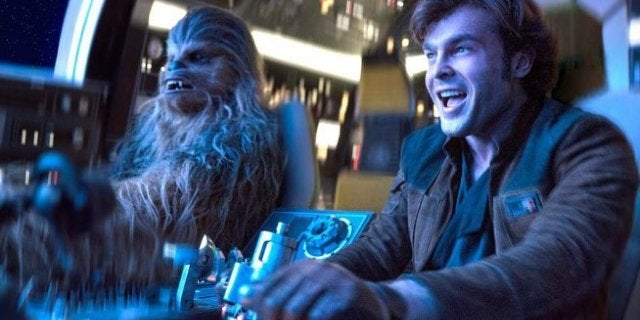 Star Wars Reveals How Much Damage Han Solo Really Did to the Millennium Falcon During the Kessel Run