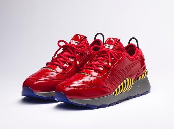 Sonic The Hedgehog Puma Sneakers