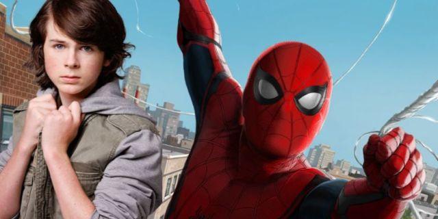 Spider-Man Chandler Riggs ComicBookcom