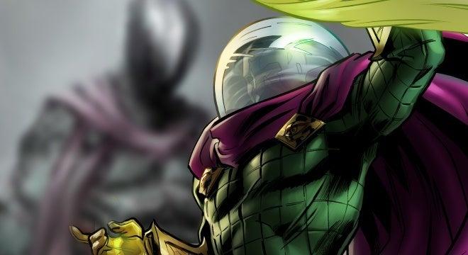 spider man homecoming 2 mysterio fanart