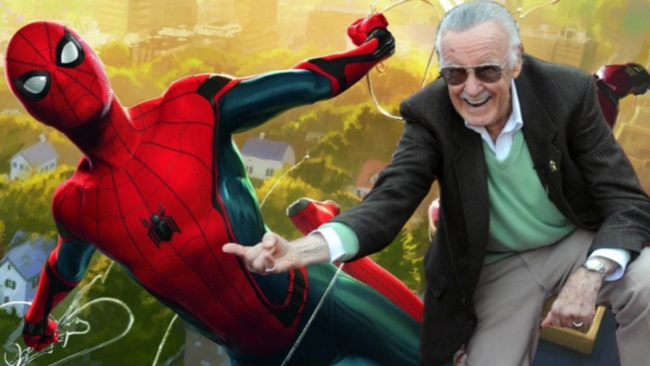 stan lee says tom holland is a great spider-man