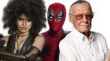Stan Lee Domino Luck Best Superpower Deadpool 2