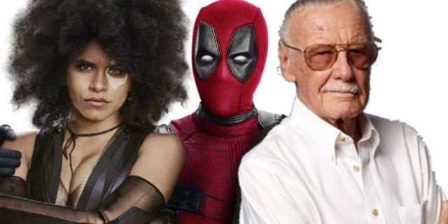Stan Lee Domino Luck Best Superpower Deadpool 2