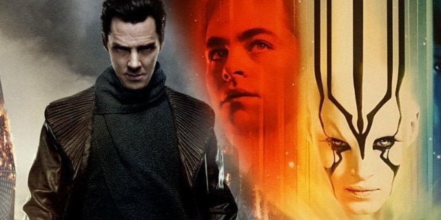 Star Trek Into Darkness Beyond