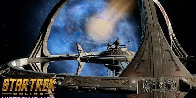Star Trek Online Deep Space Nine