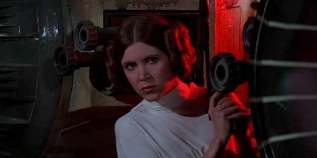 Star Wars A New Hope Princess Leia