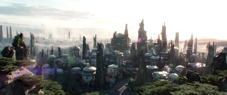 Star Wars Galaxys Edge Disney Parks