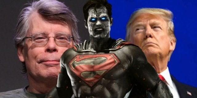Stephen King Trump Bizarro
