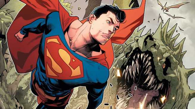 Superman Rebirth Best - Cover