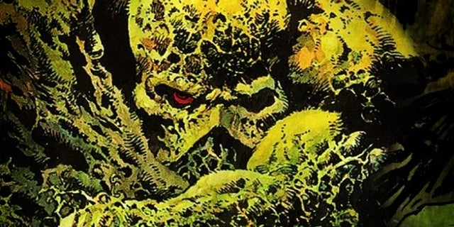 swamp thing tv series dc universe