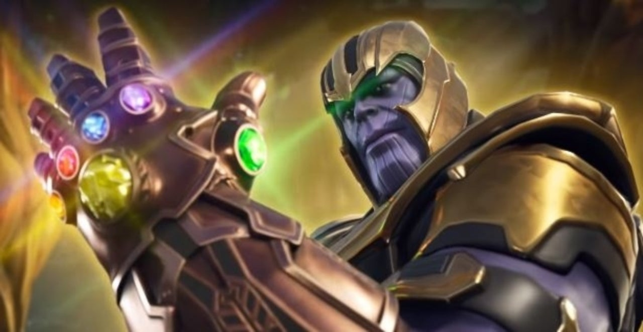 Fortnite Avengers Infinity War Thanos Event Now Live Full Patch